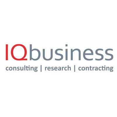 IQbusiness in support of the Nelson Mandela CEO SleepOut™ Logo