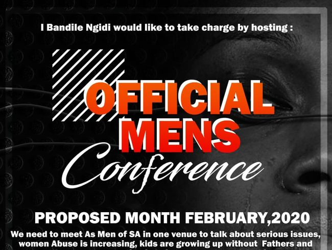 Bandile Ngidi Conference Cause