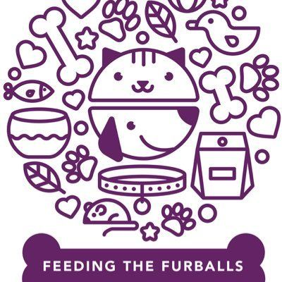 FEEDING THE FURBALLS Logo