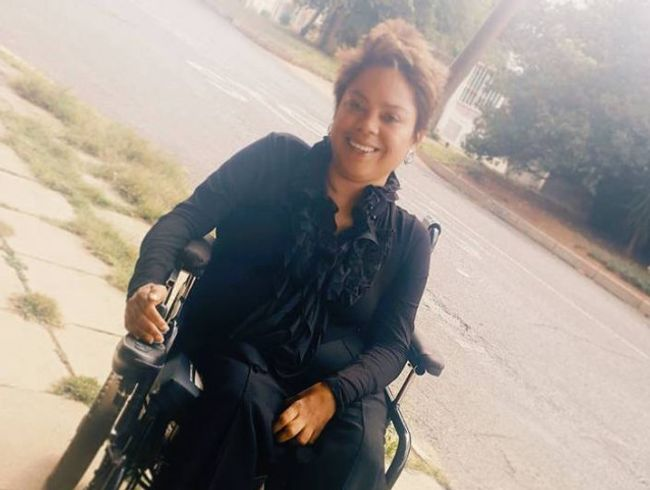 Bernadette Francois Wheelchair Cause
