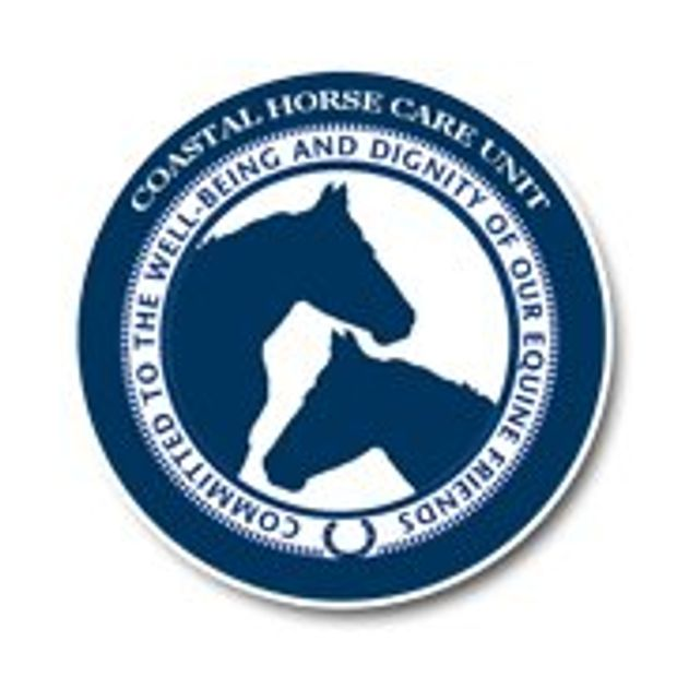 Coastal Horse Care Unit Logo