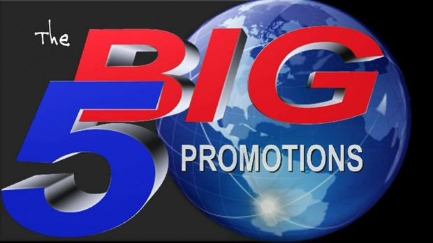 Big Five Events Mozambique Support Cause Logo