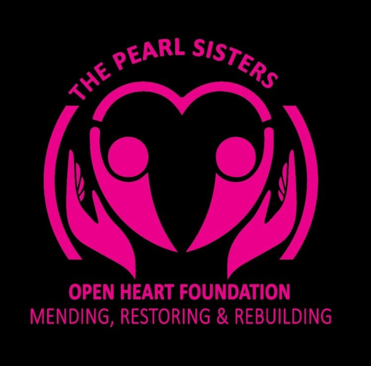 The Pearl Sisters Open Heart Foundation Logo