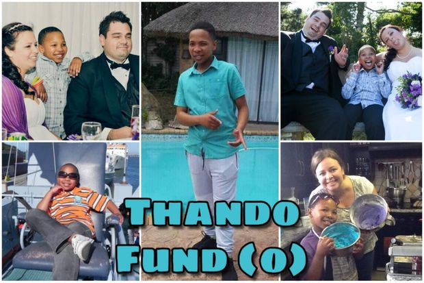 Thando Education Cause Logo