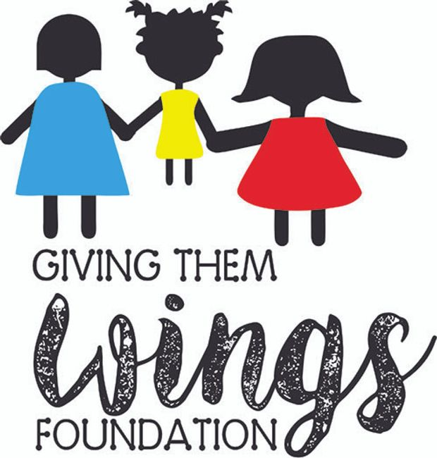 Giving Them Wings Foundation NPC  Logo