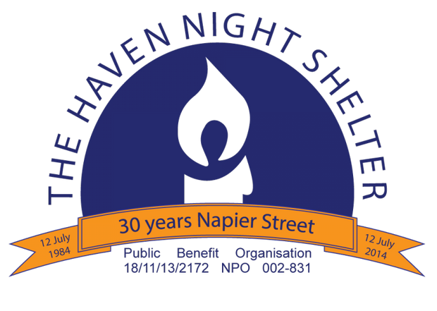 The Haven Night Shelter Napier Street Logo