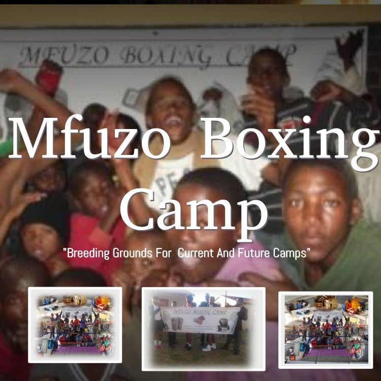 Mfuzo Boxing Club Logo