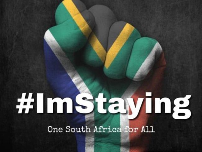 #ImStaying
