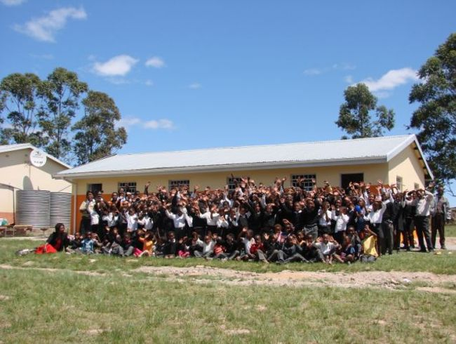 Bikana Junior Secondary School, Willowvale