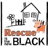 Rescue Is The New Black Logo