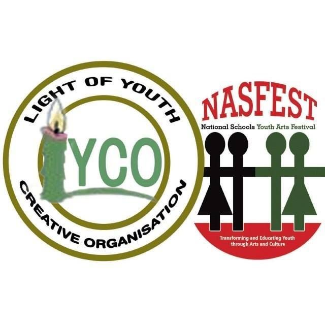 NATIONAL SCHOOLS YOUTH ARTS FESTIVAL Logo