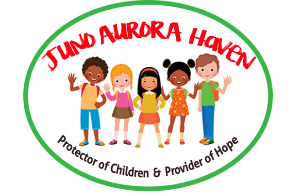 Juno Aurora Haven Logo
