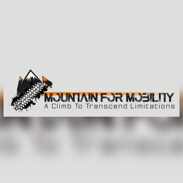 Mountain for Mobility Cause Logo