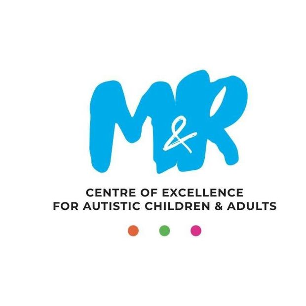 M&R Centre of Excellende for autistic children and adults Logo