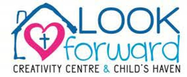 Look Forward Creativity Centre and Child's Haven Logo