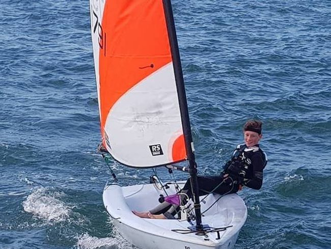 Christopher le Roux Sailing Cause