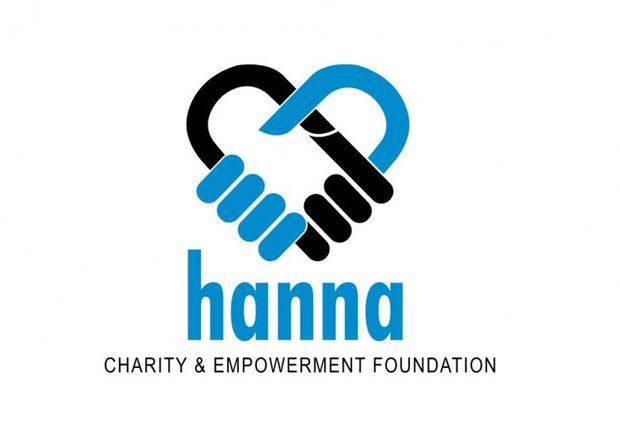 HANNA CHARITY & EMPOWERMENT FOUNDATION Logo