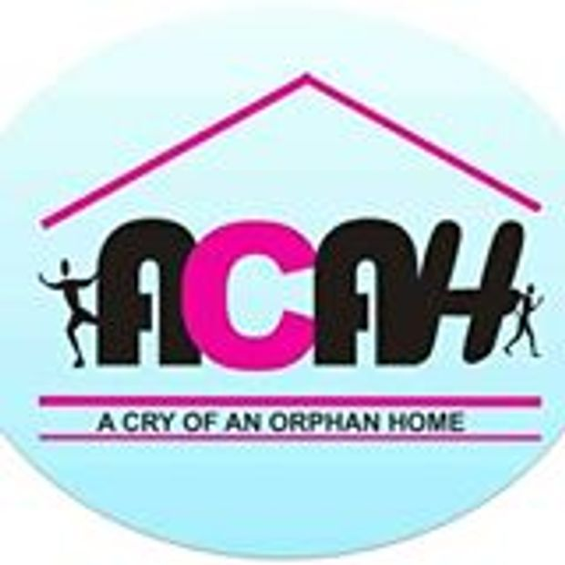A Cry of an Orphan Home Cause Logo