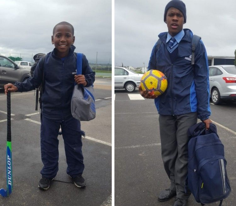 Help the Mabusela boys go to Nationals Logo
