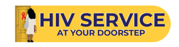 HIV Service At Your Doorstep Logo