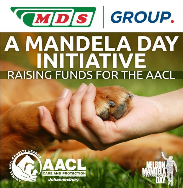 MDS Group for Animal Anti Cruelty League Logo