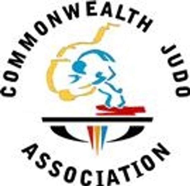 Judo Commonwealth Games and African Championships Logo