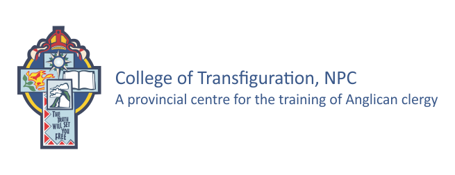 COLLEGE OF TRANSFIGURATION NPC Logo