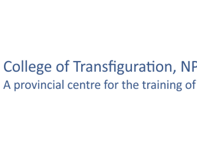 COLLEGE OF TRANSFIGURATION NPC