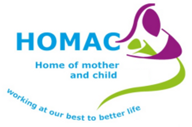 HOMAC - Home of mother and child Logo