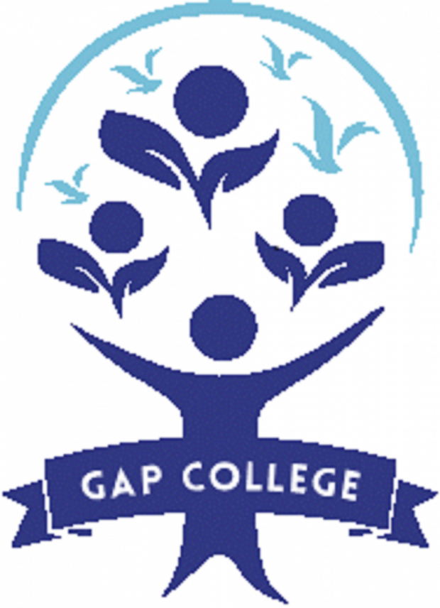 The GAP College Logo