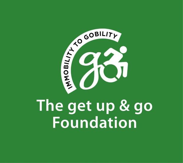 Get up and Go Foundation Logo