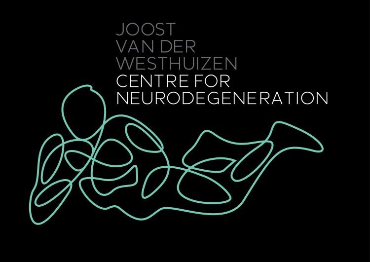 The Joost van der Westhuizen Centre for Neurodegeneration Logo