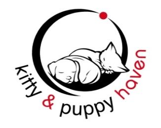 Kitty and Puppy Haven Logo