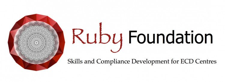 RUBY FOUNDATION Logo