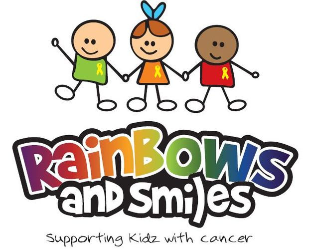 Rainbows and Smiles Foundation Logo