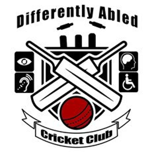 Differently Abled Cricket Club Logo