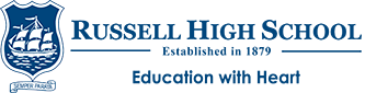 Russell High School Trust Logo