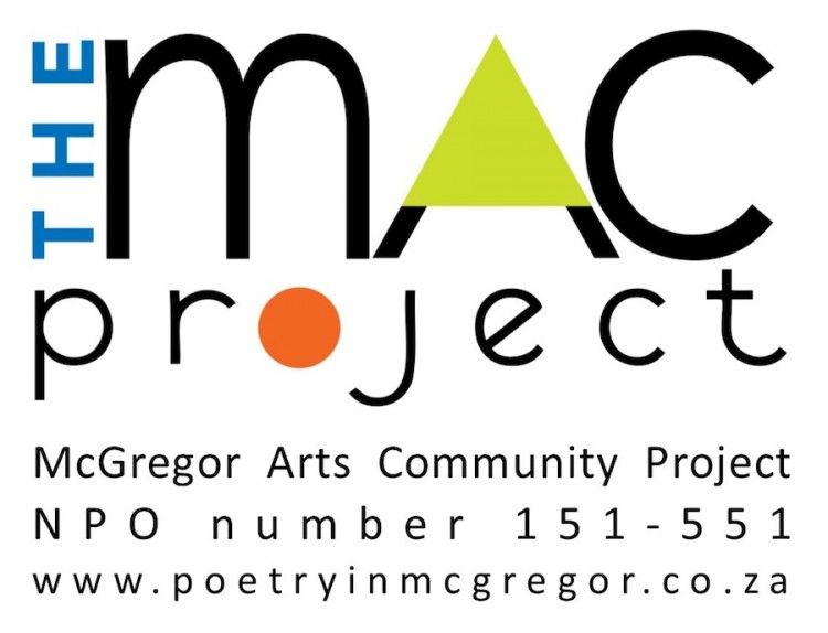 The McGregor Arts Community Project Logo