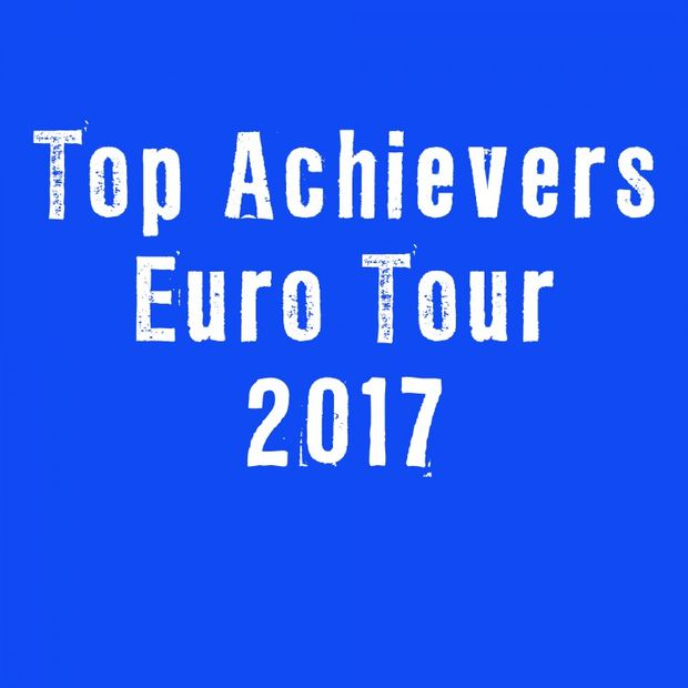 Academic Top Achievers Euro Tour 2017 Logo