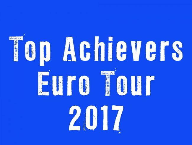 Academic Top Achievers Euro Tour 2017