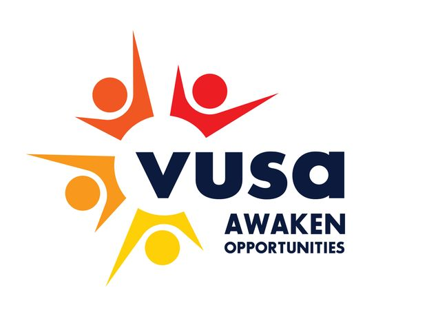 The VUSA Rugby and Learning Academy Trust Logo