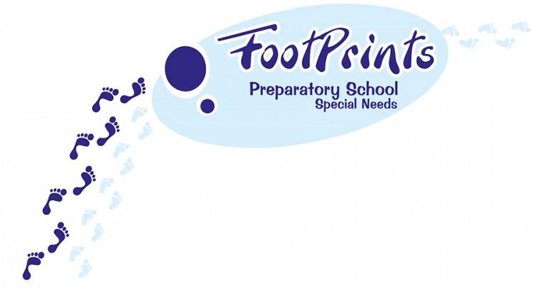 Footprints Campaign for Laura Logo