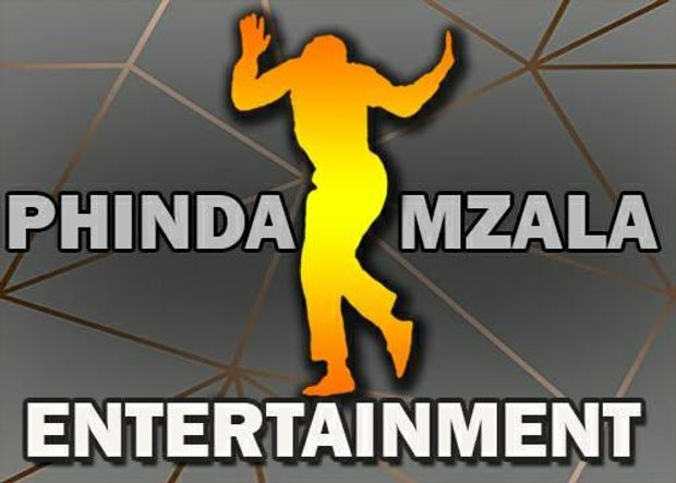 PHINDA-MZALA ENTERTAINMENT PROJECT Logo