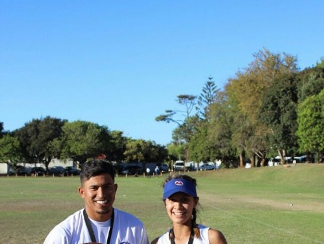 Nabeelah & Rafeeq's Touch Rugby Tour