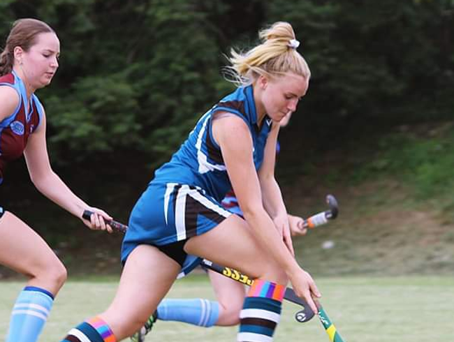 Chanzel Pretorius Hockey Cause