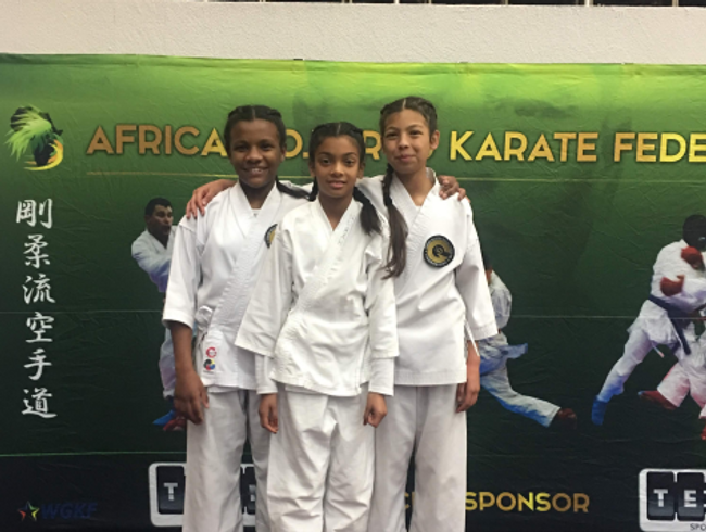 Kensington Karate School Cause