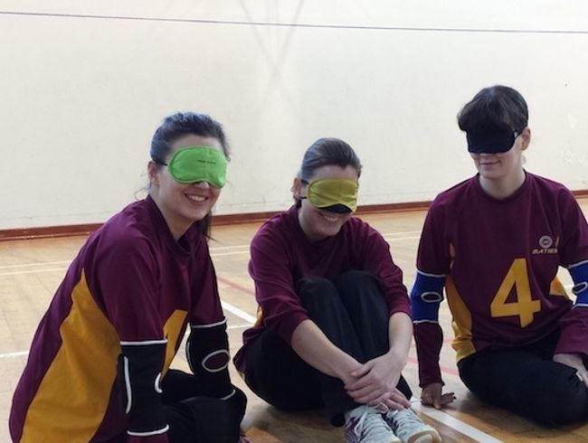 2018 Winelands Goalball Challenge