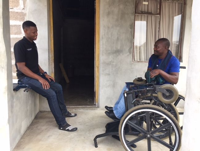 Africa Spinal Cord Injury Network Cause