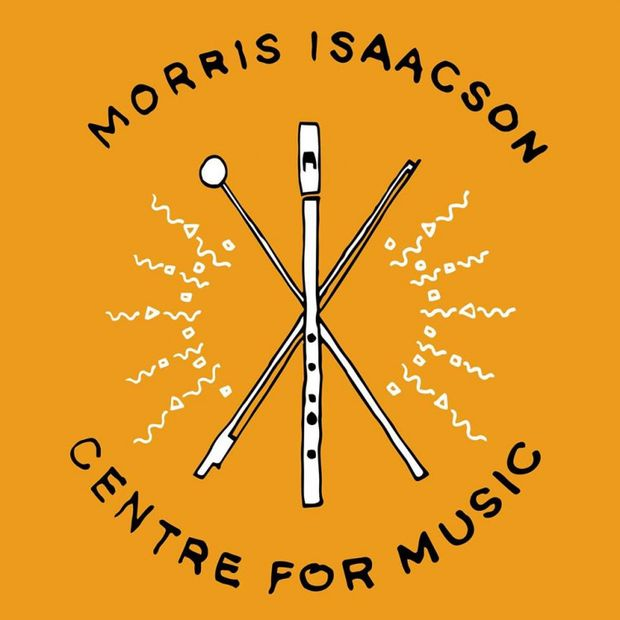 Morris Isaacson Centre for Music Logo