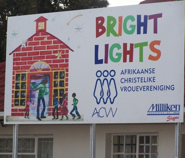 ACVV Bright Lights Logo
